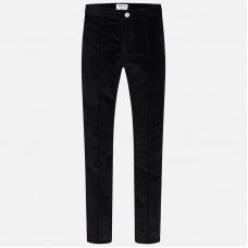 Комбинированные длинные брюки для девочки Mayoral