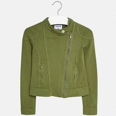 Пиджак Mayoral для девочки  цвет- хаки.