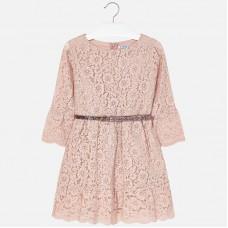 Кружевное платье для девочки Майорал