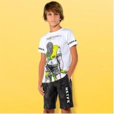 Комплект футболка и шорты для мальчика Mayoral