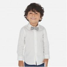 Рубашка Mayoral(Майорал) для мальчика с бабочкой