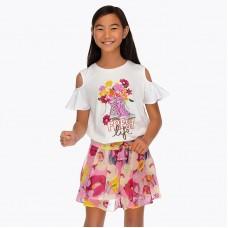 Юбка-шорты на девочку Mayoral